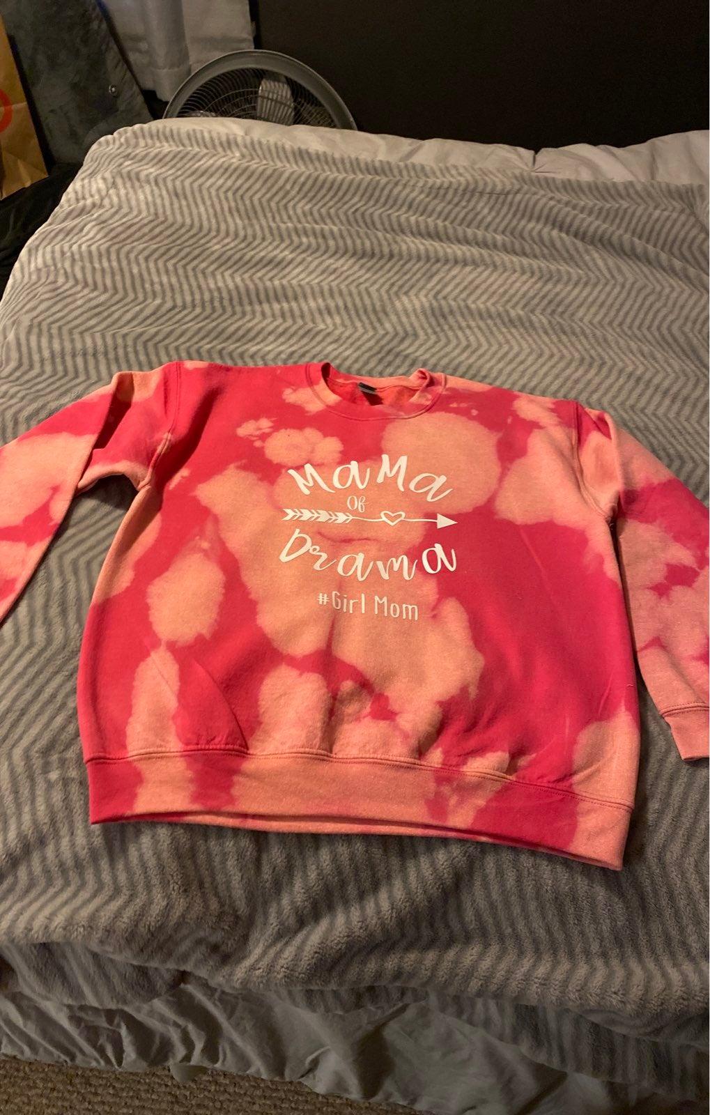 Mama of drama sweater