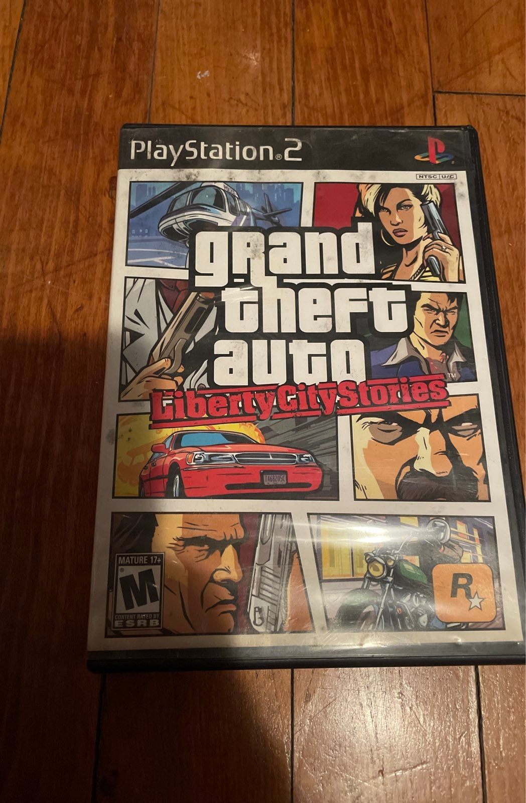 Grand Theft Auto: Liberty City Stories o