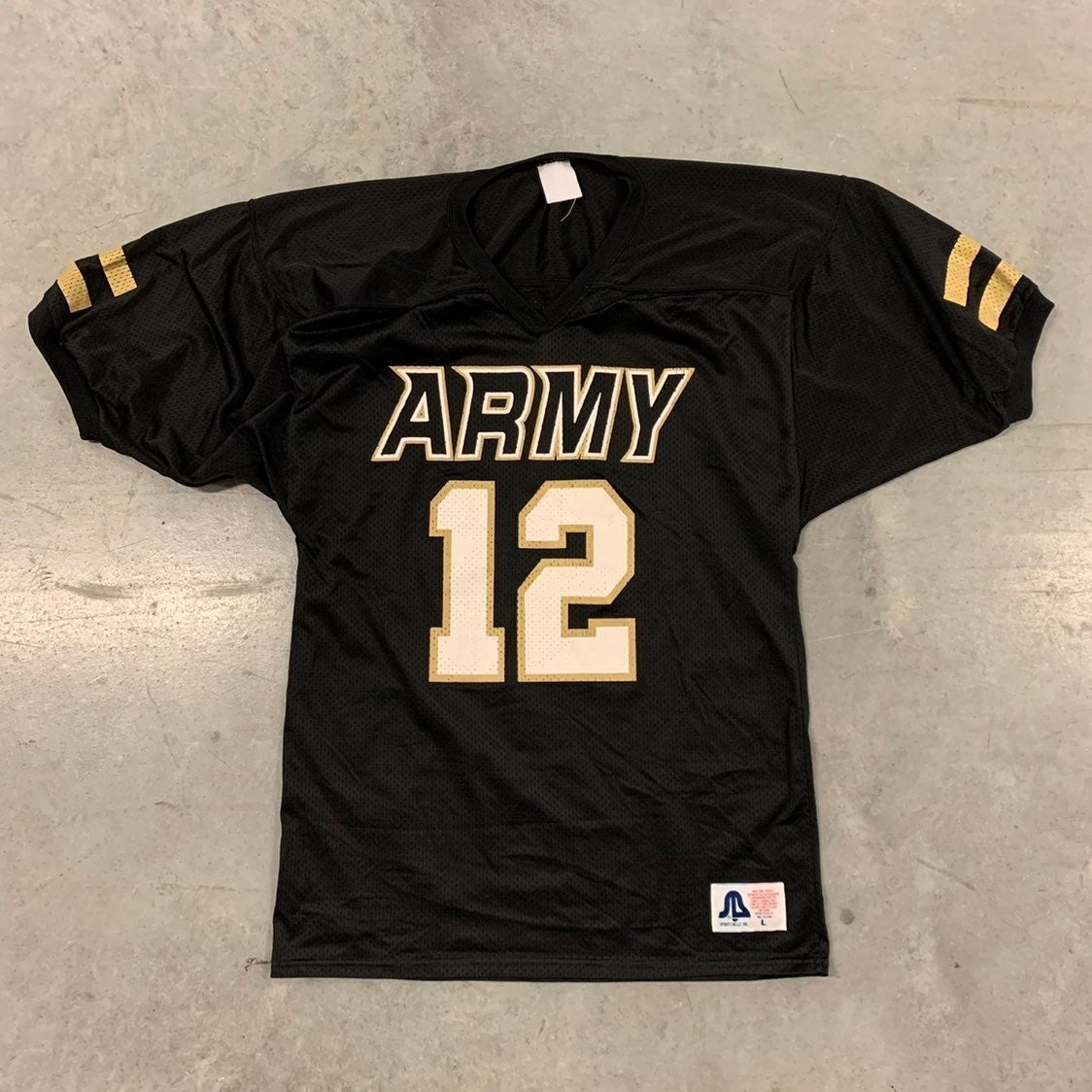 Vintage Army Authentic Football Jersey
