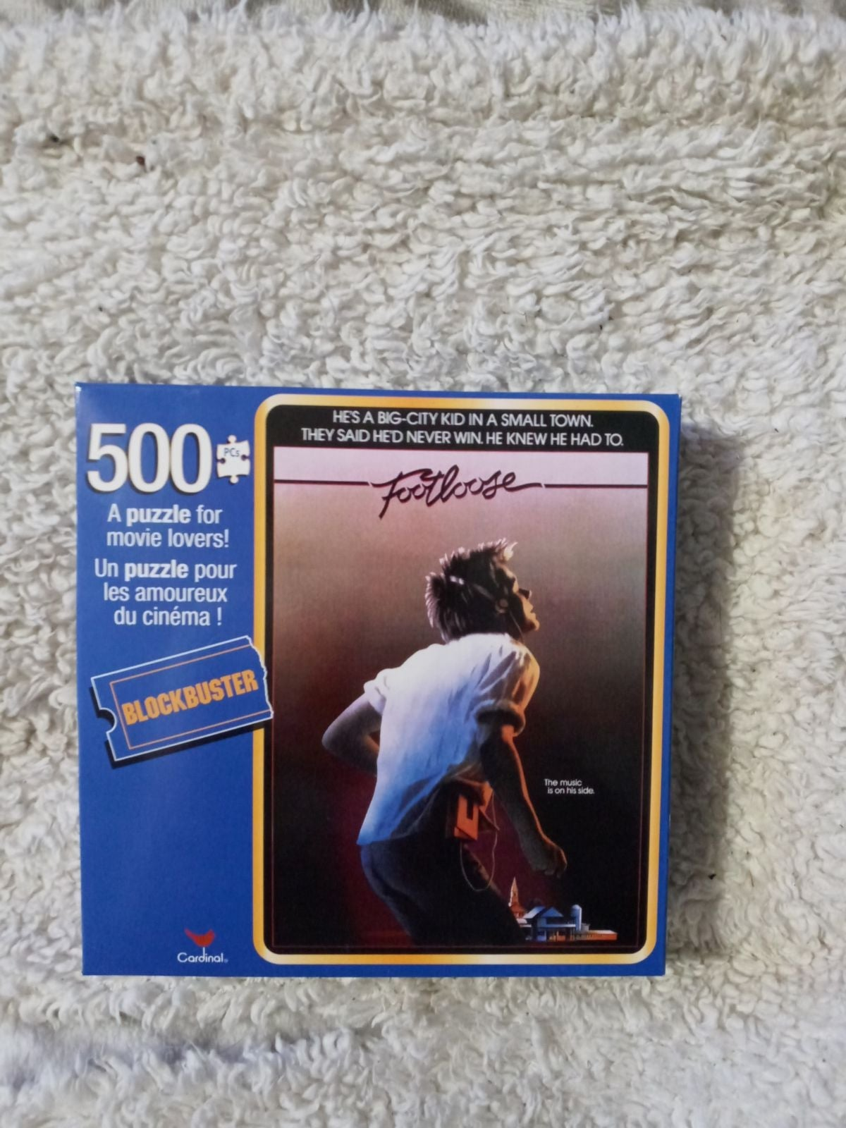 NEW Footloose Jigsaw Puzzle
