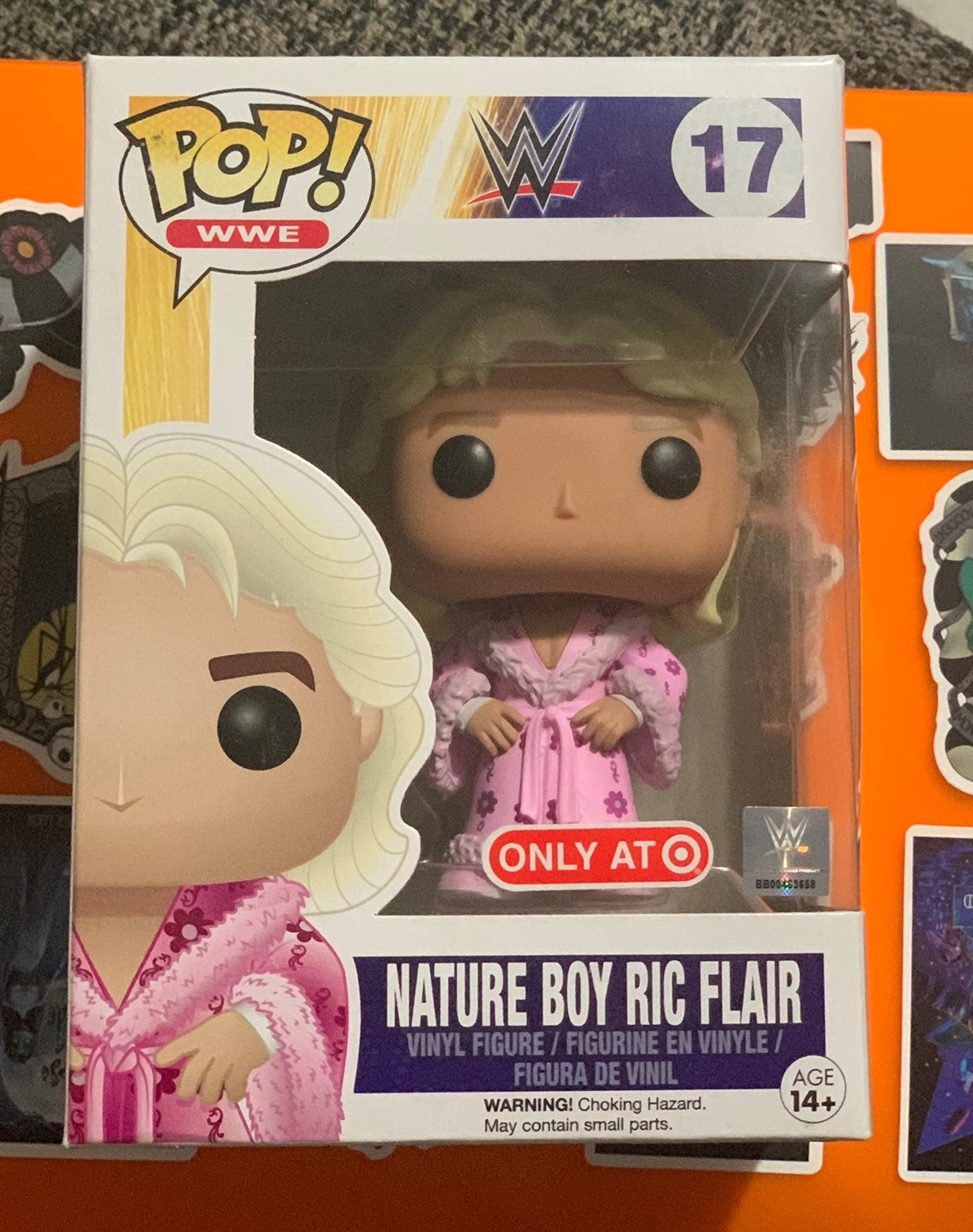 Nature Boy Ric Flair Funko Pop