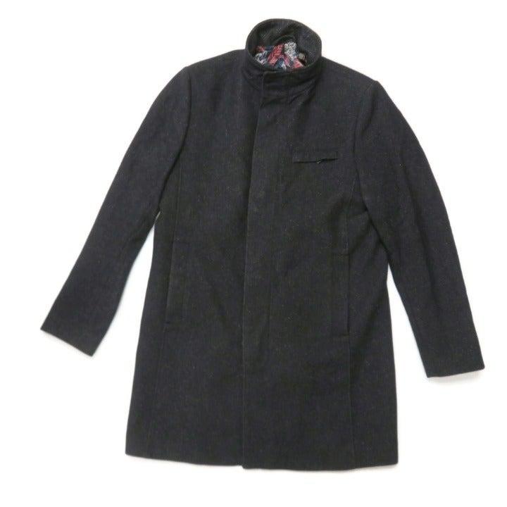 Ted Baker Mens Wool Jacket Black Mens 4
