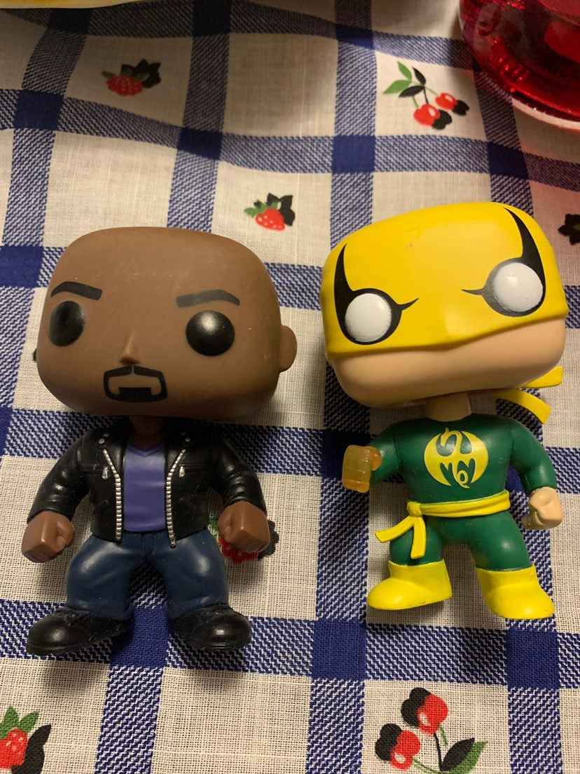 Funko Pop Heroes For Hire