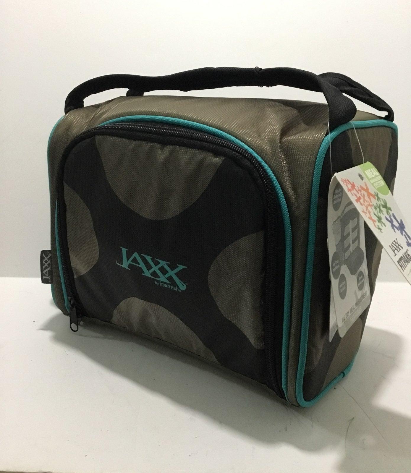 JAXX Meal Prep bag by Fit & Fresh