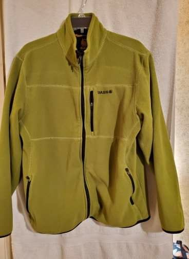 Bass fleece jacket