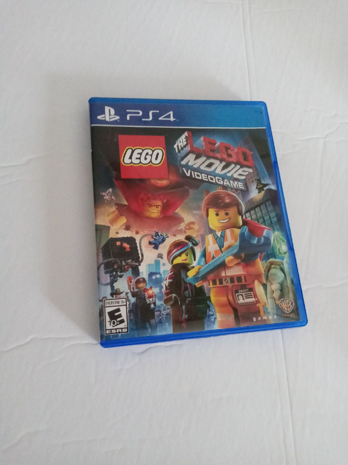 The LEGO Movie 2 Videogame on Playstatio