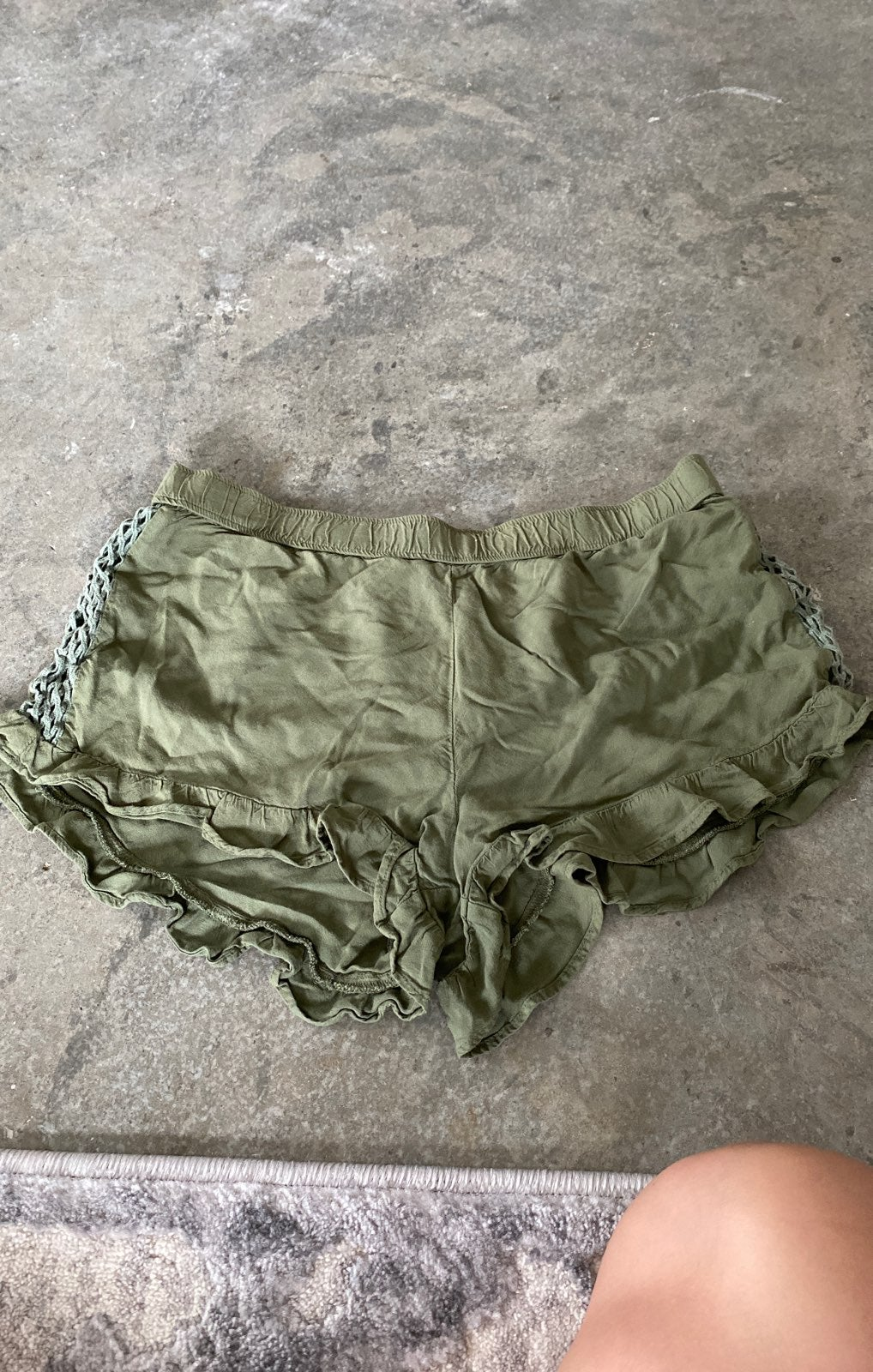 Aerie swim cover up shorts