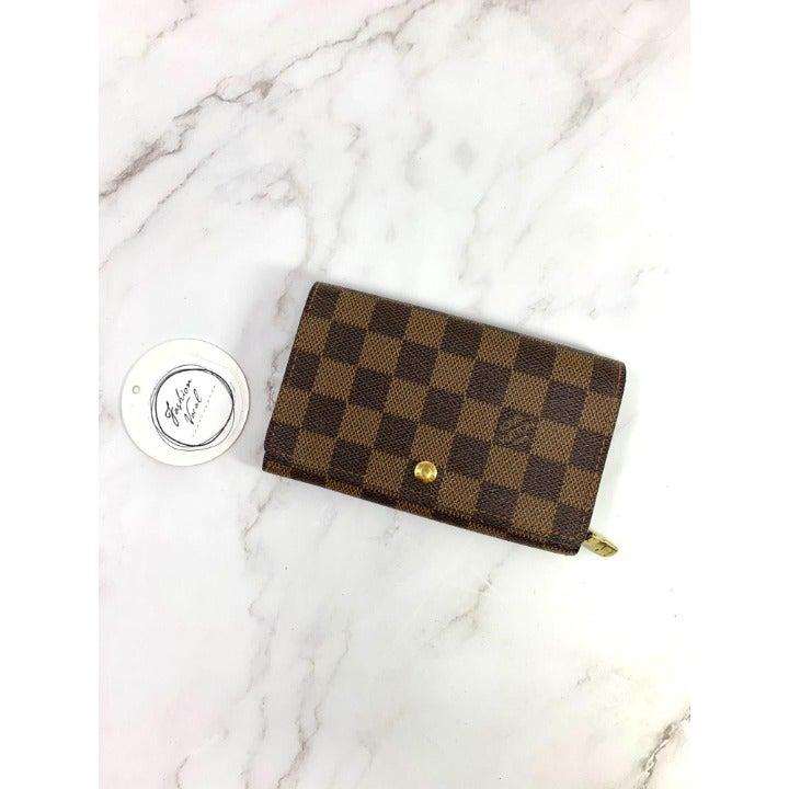 Louis Vuitton Damier Tresor Wallet