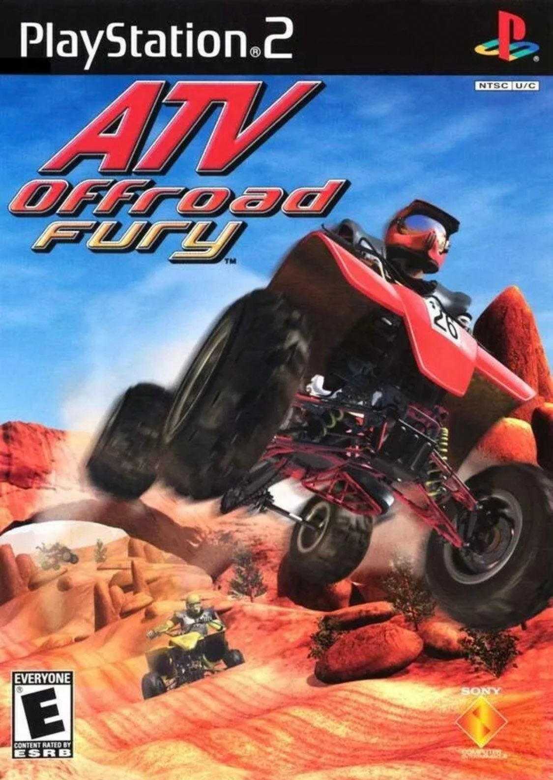 ATV Offroad Fury (Sony PlayStation 2, 20