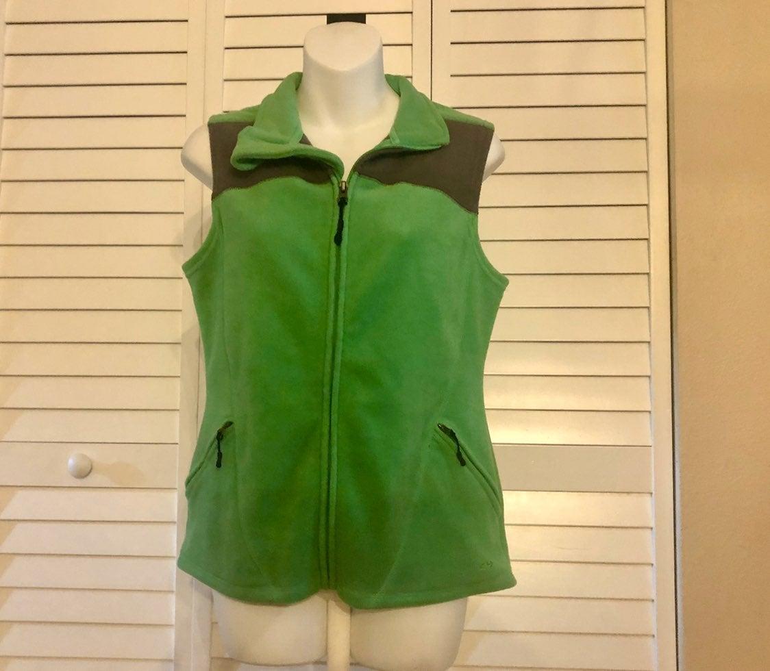 CHAMPION Fleece Vest M Sleeveless Jacket