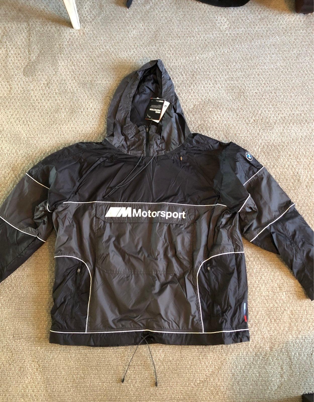 Puma BMW Motosport Jacket Large