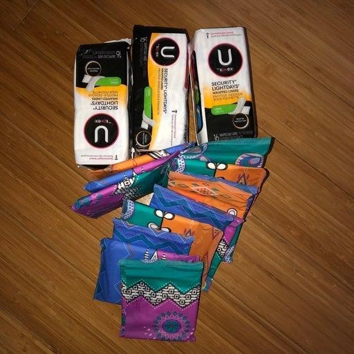 feminine products bundle