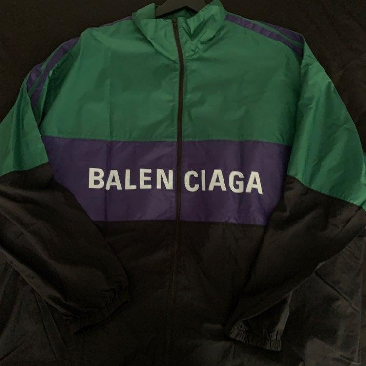 Balenciaga Windbreaker // size 46