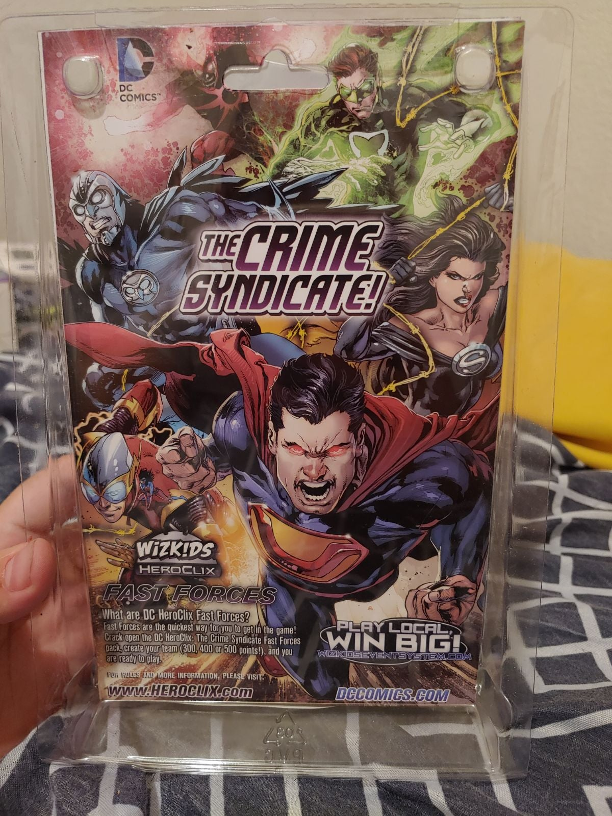 heroclix the crime syndicate