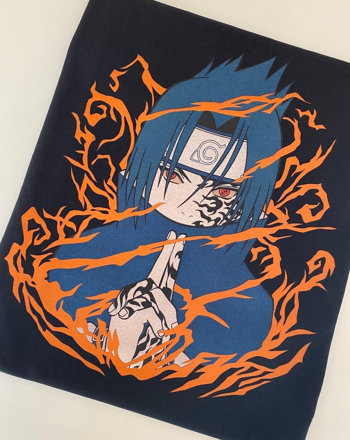 Vintage Naruto Shirt