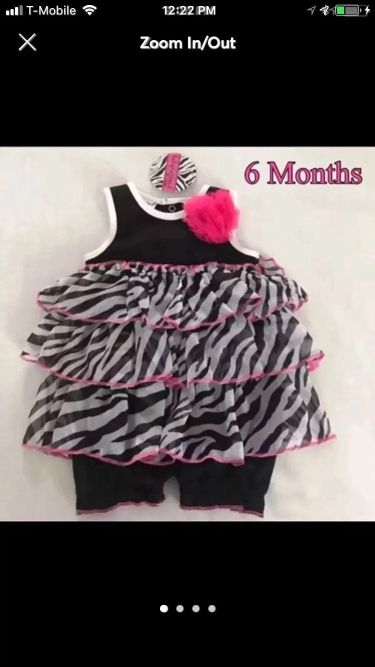 Babyrageous (1) PC Outfit, Size: 6 Month