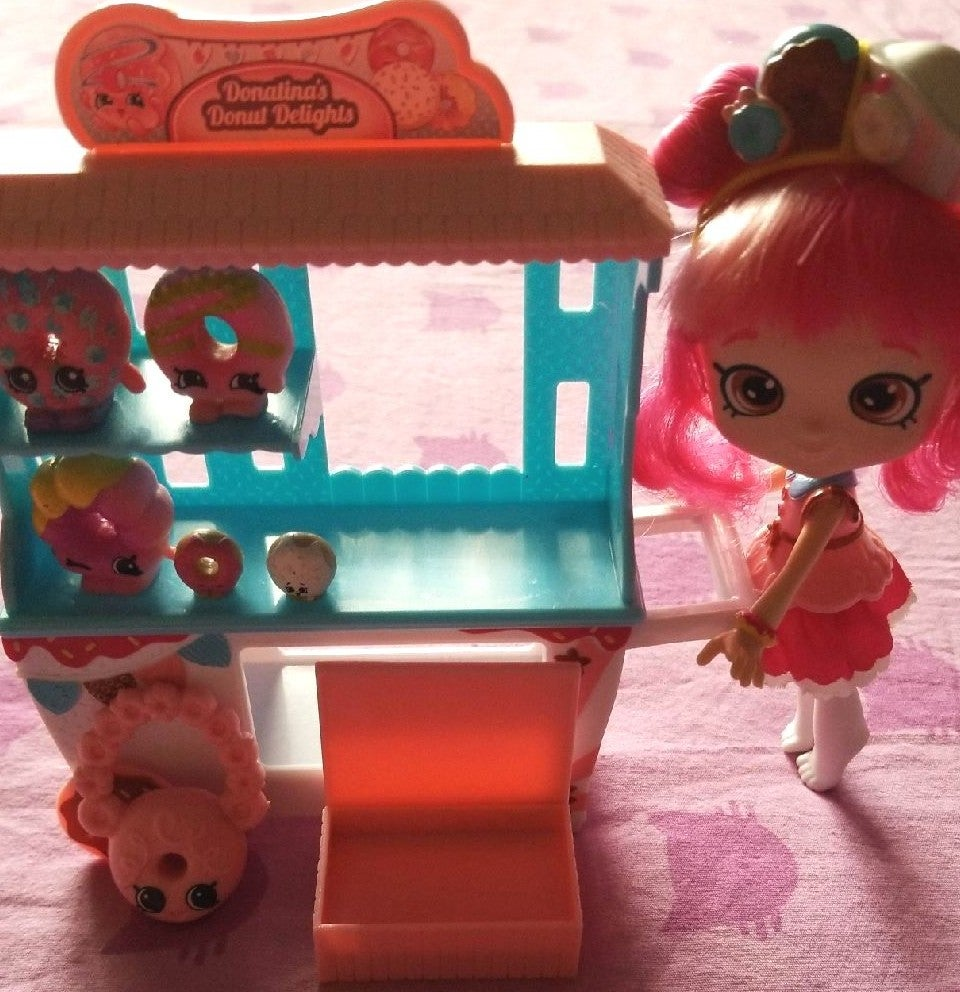 Shopkins doll