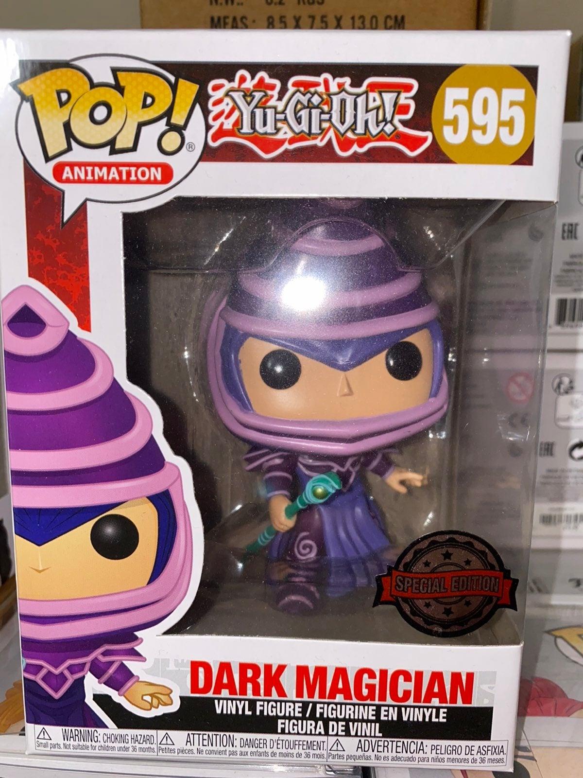 Yu-gi-oh Dark Magician Ex Funko Pop