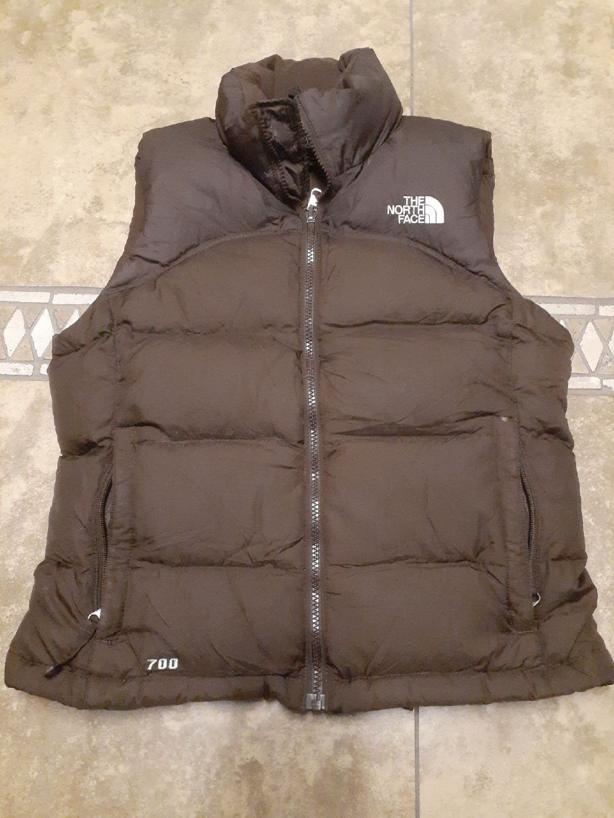 The North Face Vest Jacket Womens XS
