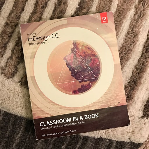 Adobe InDesign 2014 Classroom In Book
