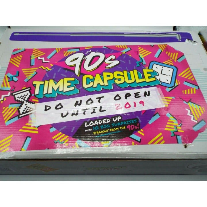 Buffalo Games 90s Time Capsule NEW