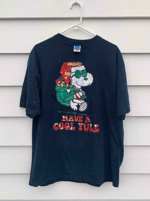 Peanuts Snoopy Shirt - XL