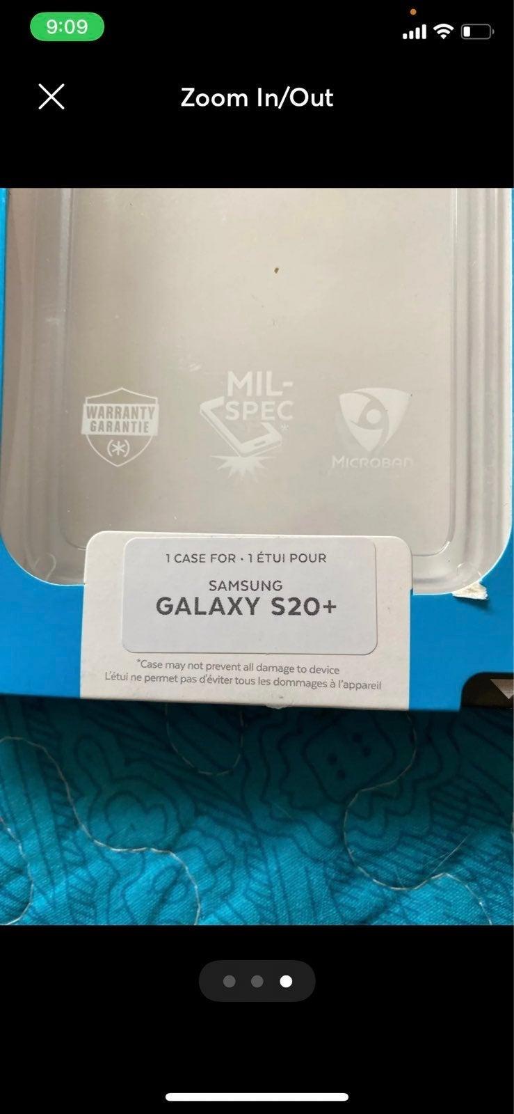 Speck Phone Case Samsung S20+