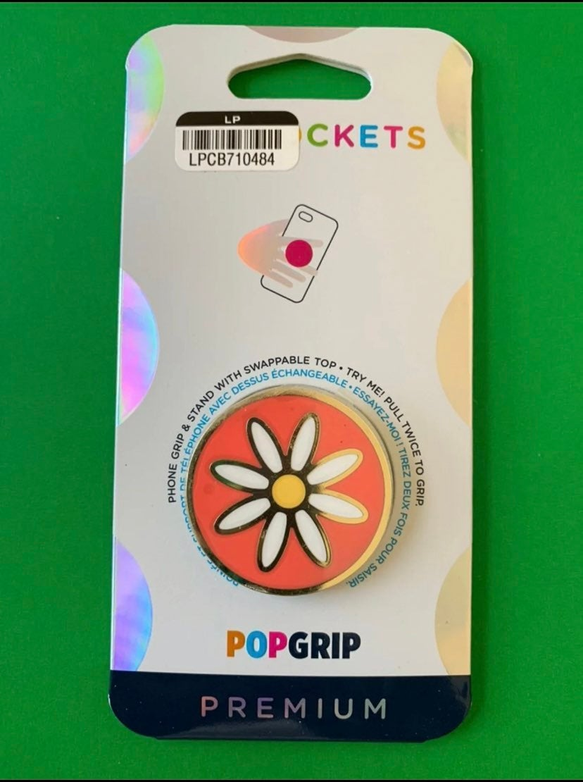 Popsocket - Quaint Daisy (Enamel)