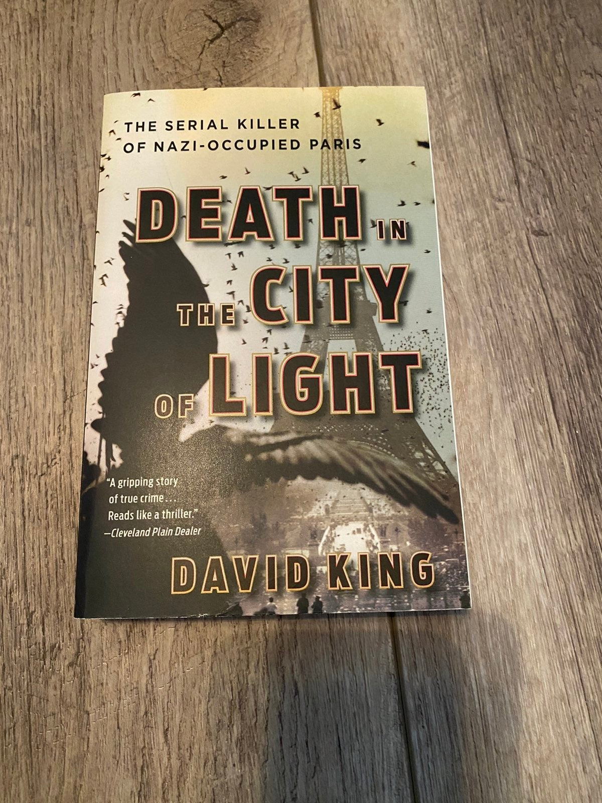 Death in the city of light david king