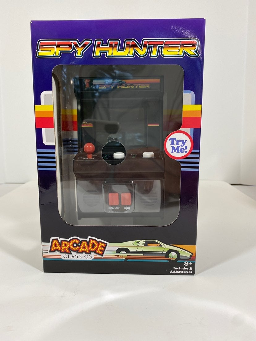 Spy Hunter mini arcade New