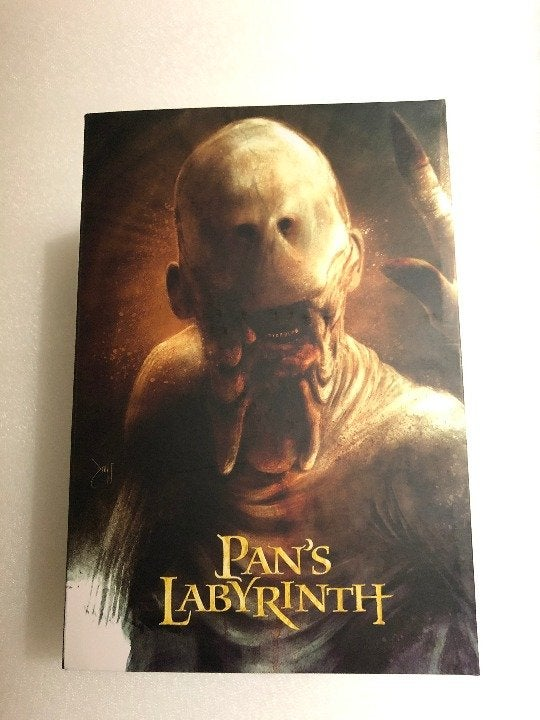 PAN'S LABYRINTH-PALE MAN 7IN FIGURE