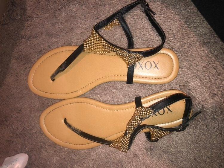 XOXO Brand sandals