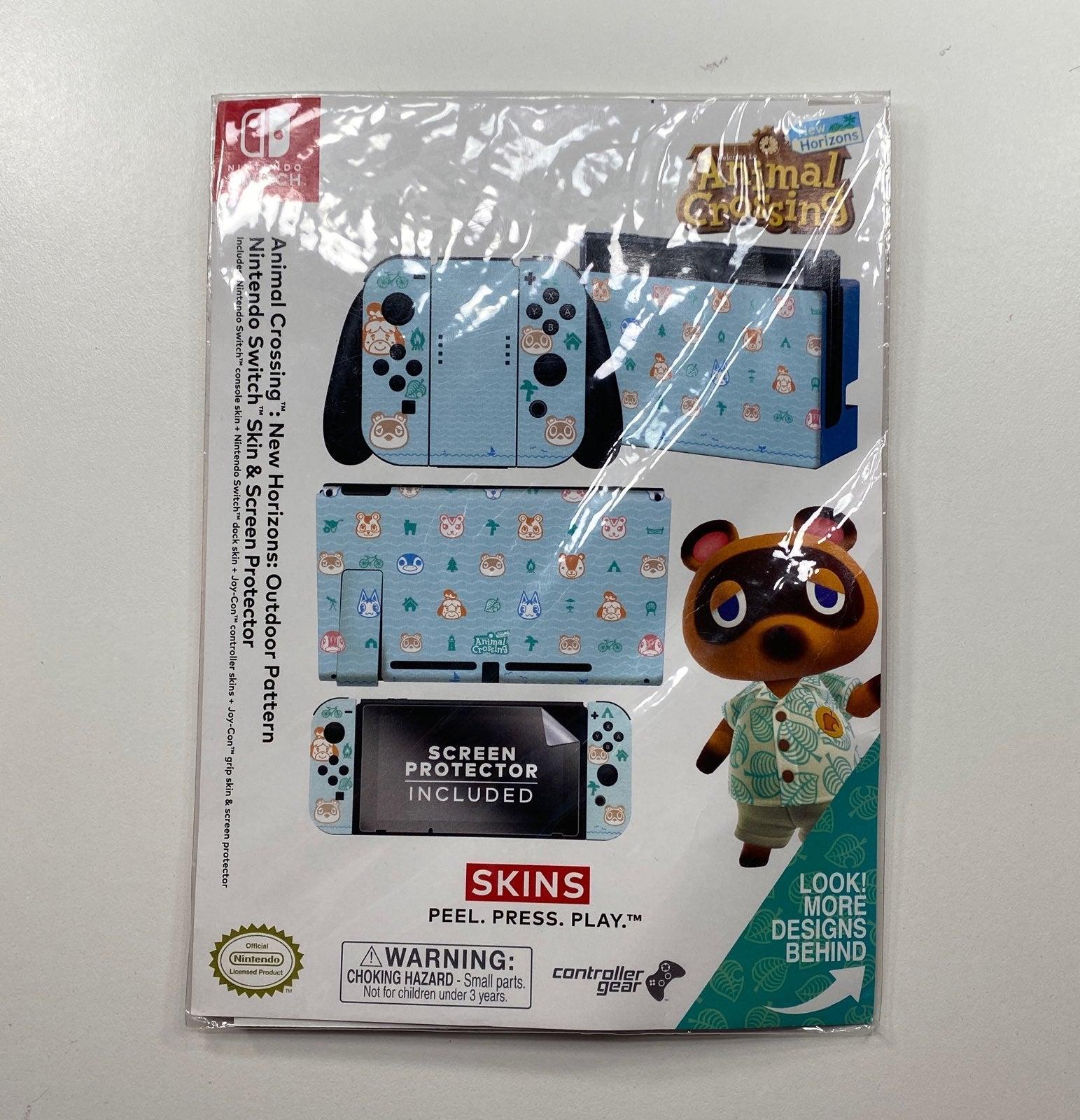 Nintendo Switch Skin
