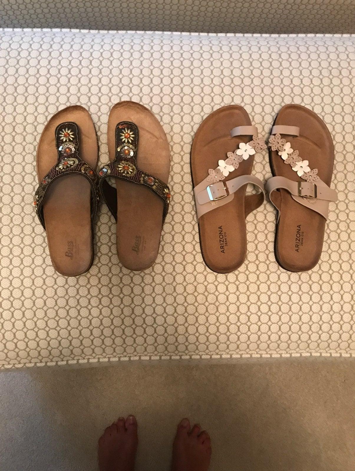 Sandal Duo