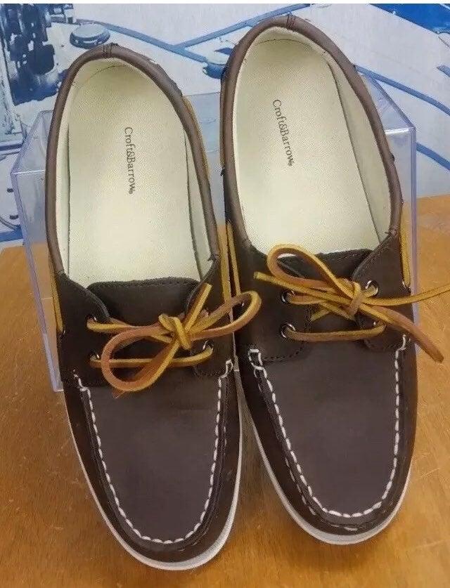Croft \u0026 Barrow Boat Shoes | Mercari