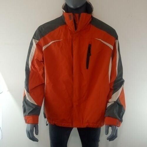 Chaps Ralph Lauren Orange Jacket xl