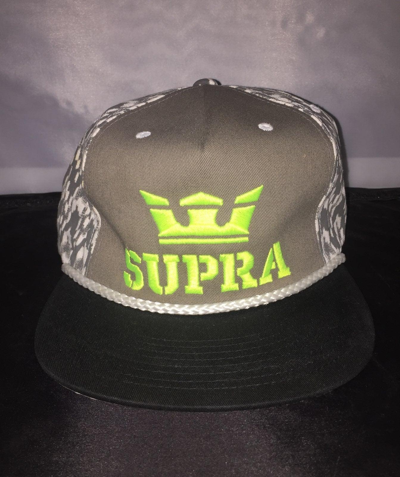 Supra snapback