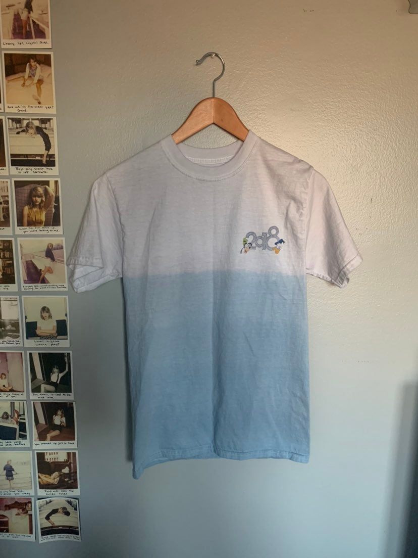 disney world mickey mouse t-shirt