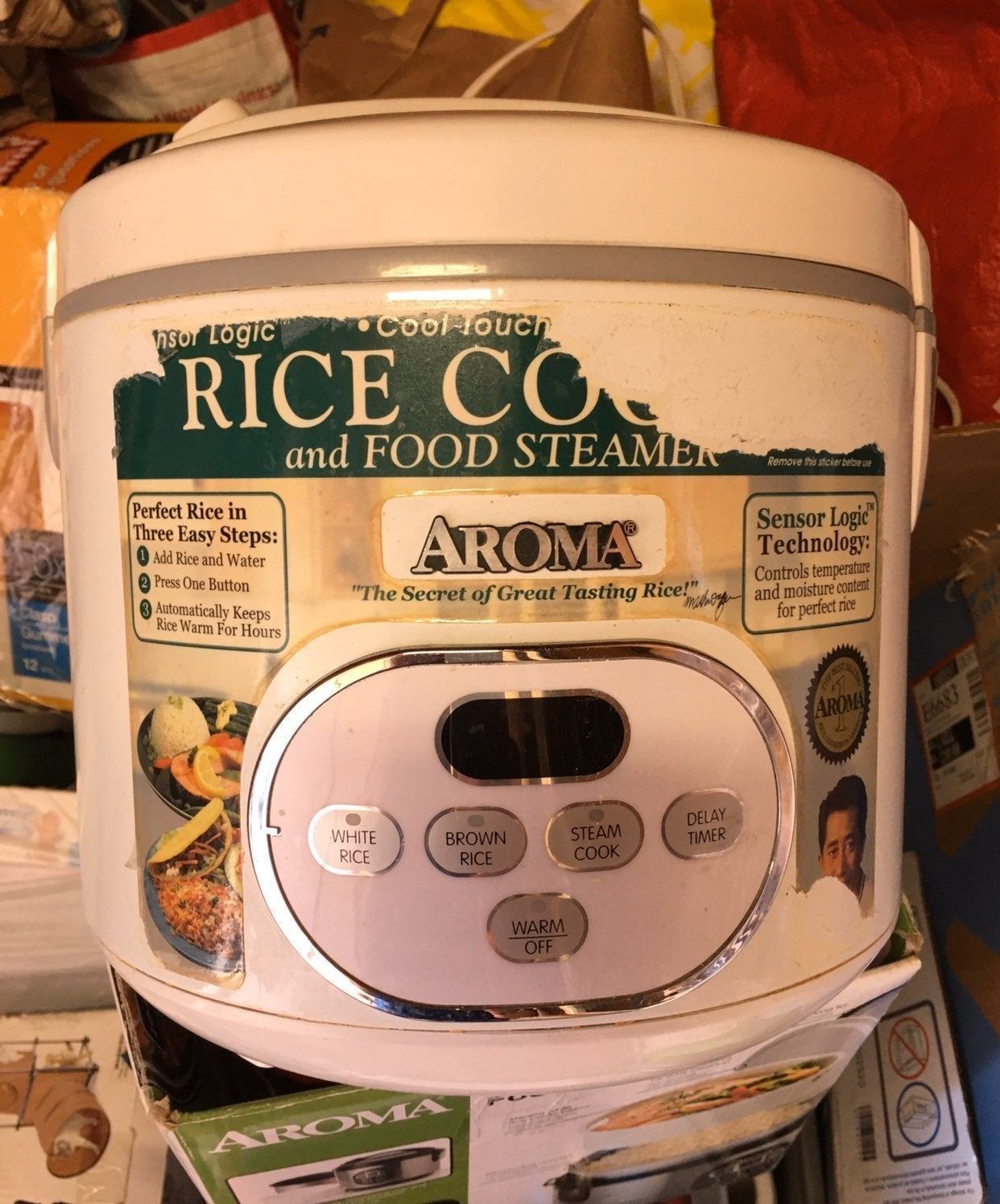 Aroma 20 Cup Professional Rice Cooker