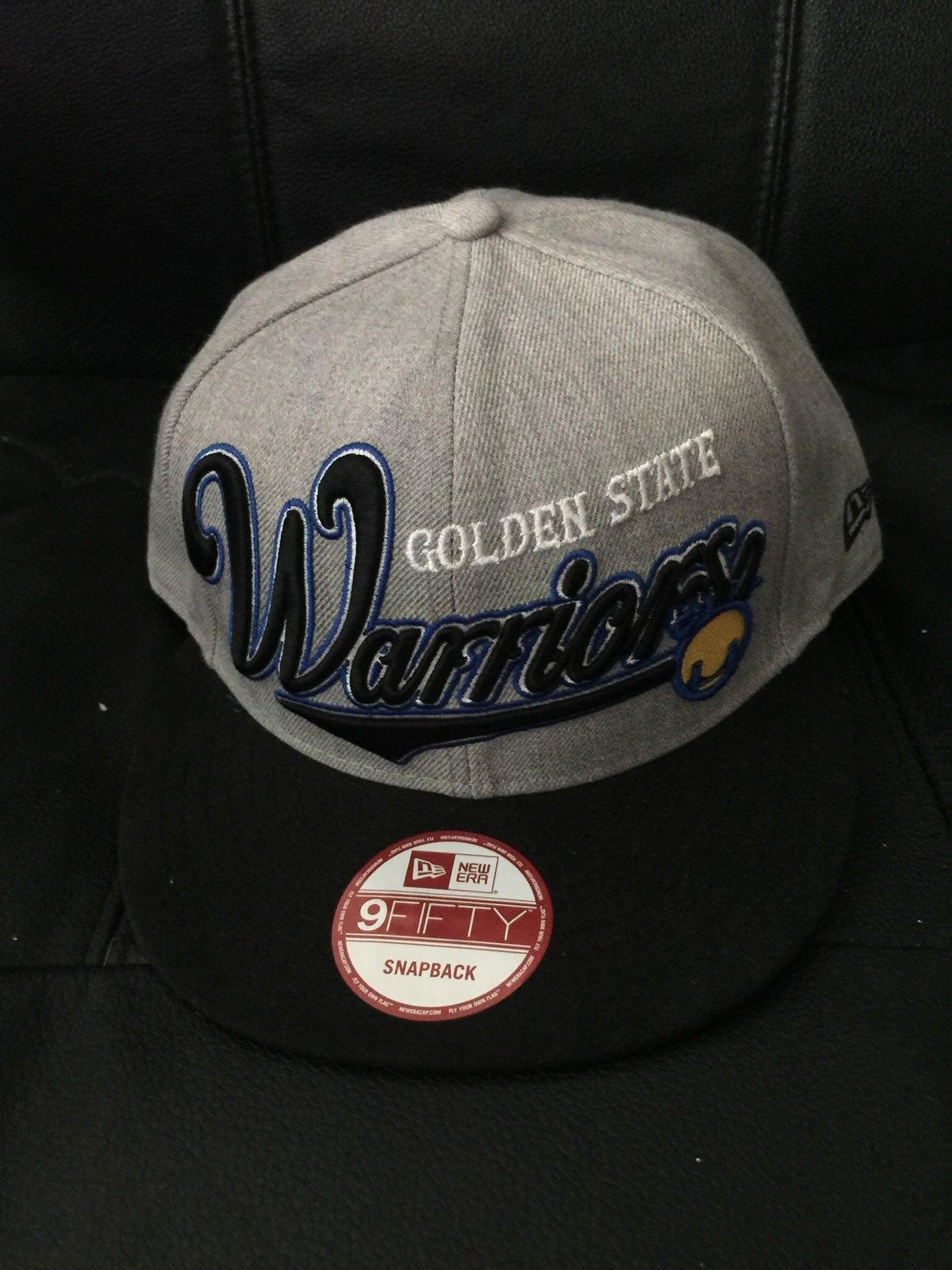 New era Snapback Warriors hat