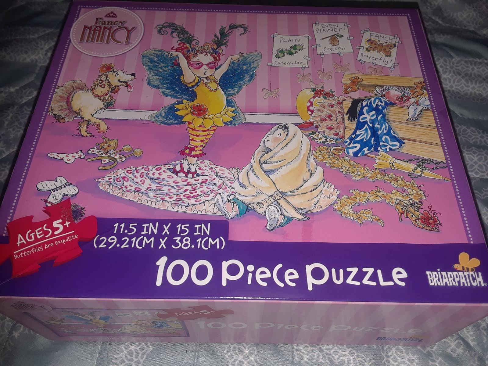 Fancy Nancy Puzzle