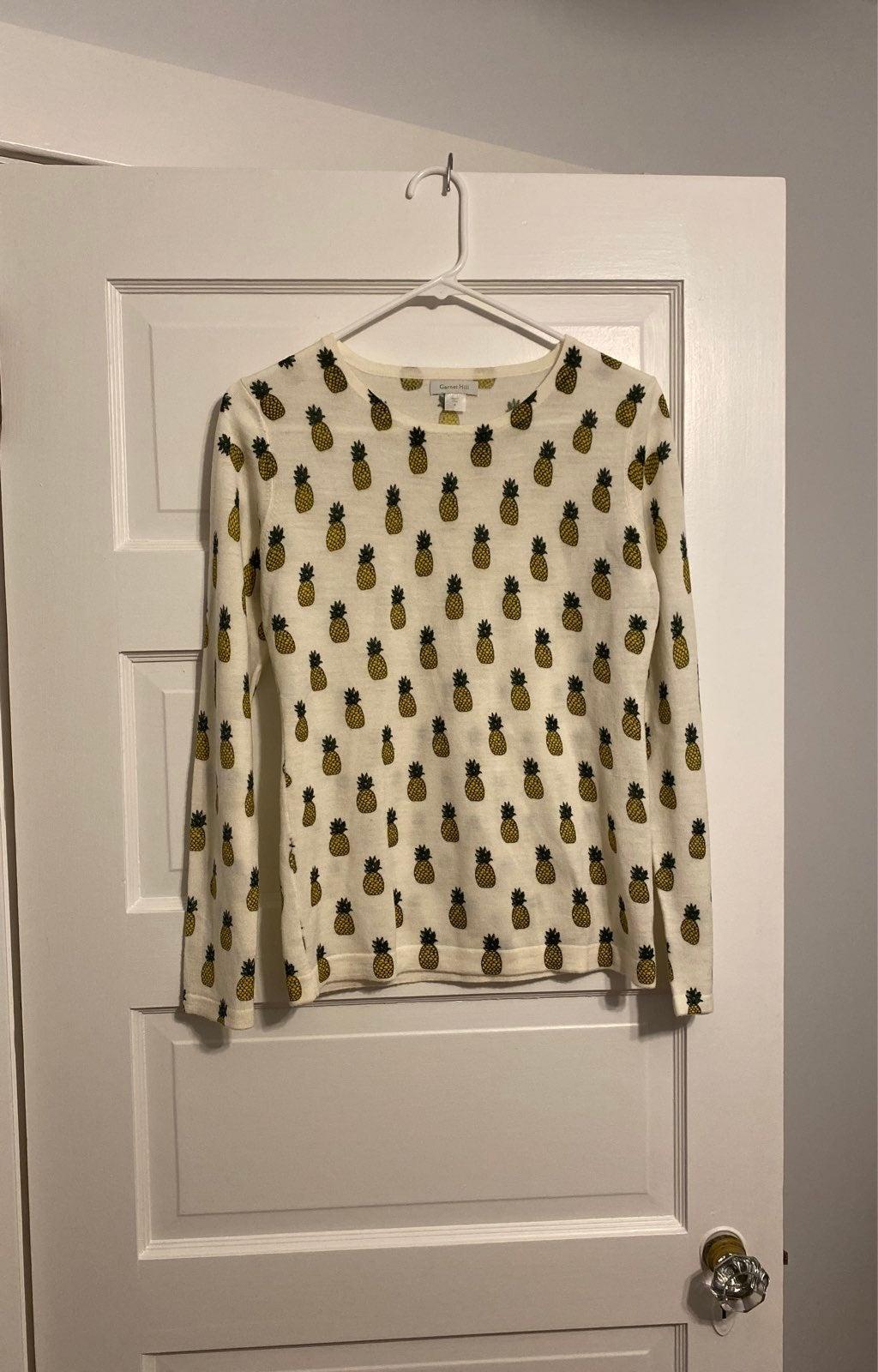 Garnet Hill Sweater, Small