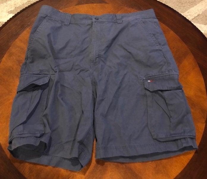 Tommy Hilfiger Cargo Shorts Size 38