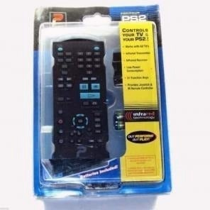 PlayStation 2 DVD Remote