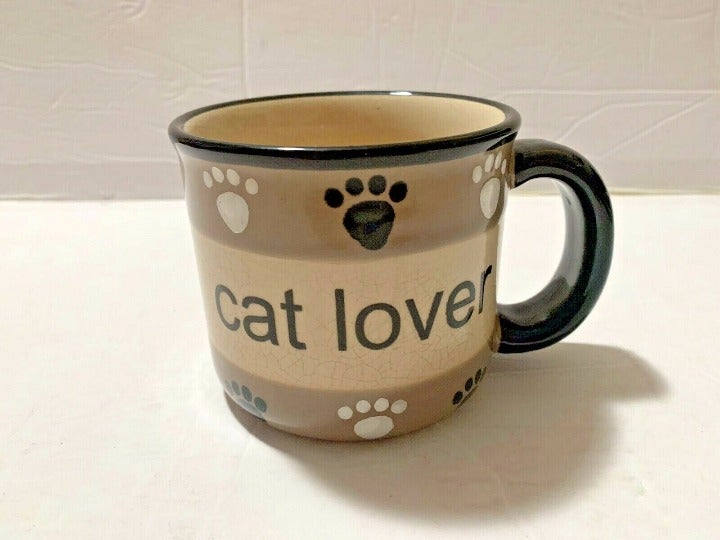 Petrageous Designs Cat Lover mug 12 oz