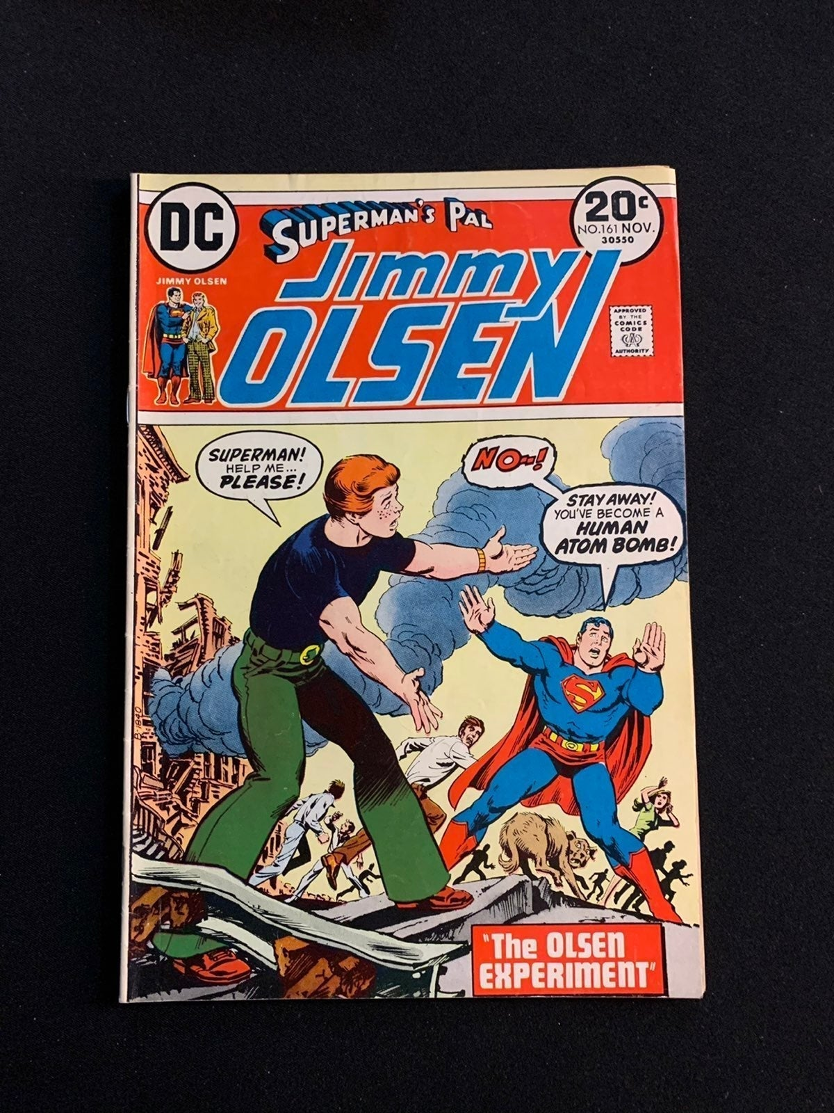 Superman's Pal Jimmy Olsen 155 & 161