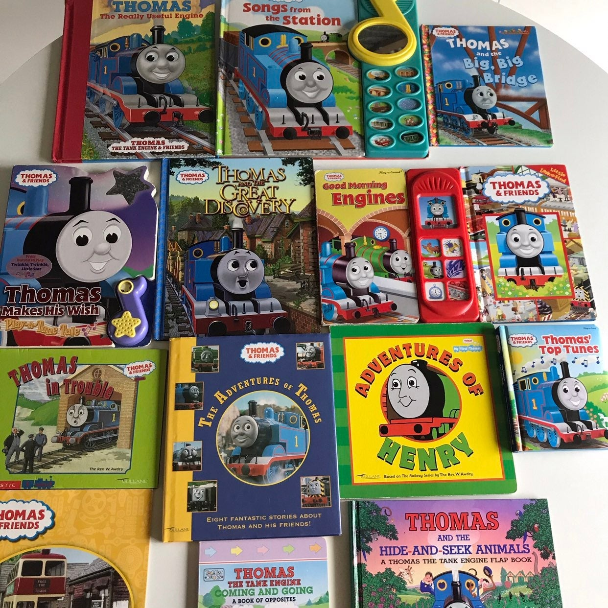 Thomas & Friends Book Library