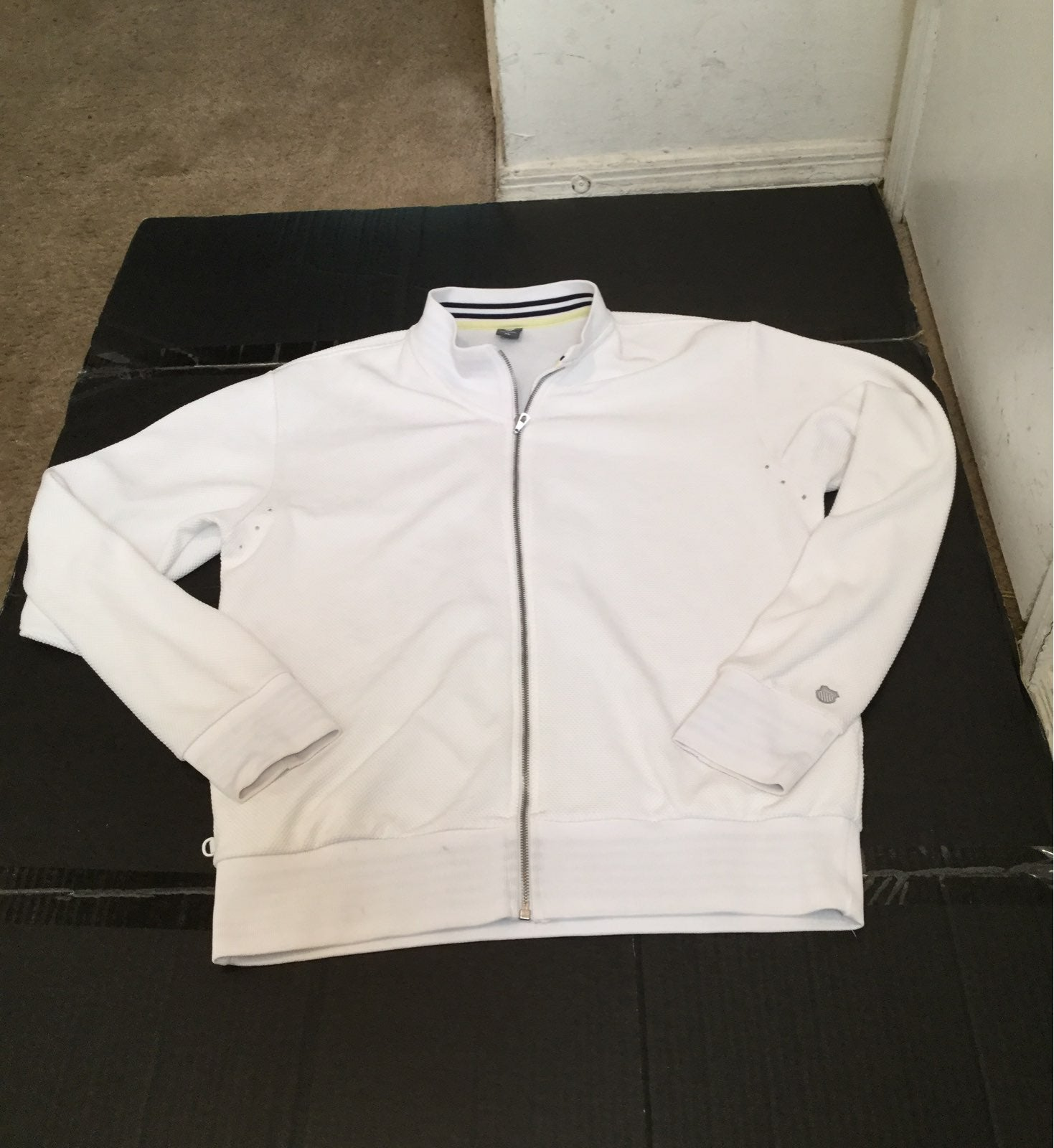 MENS K SWISS JACKET SIZE XL