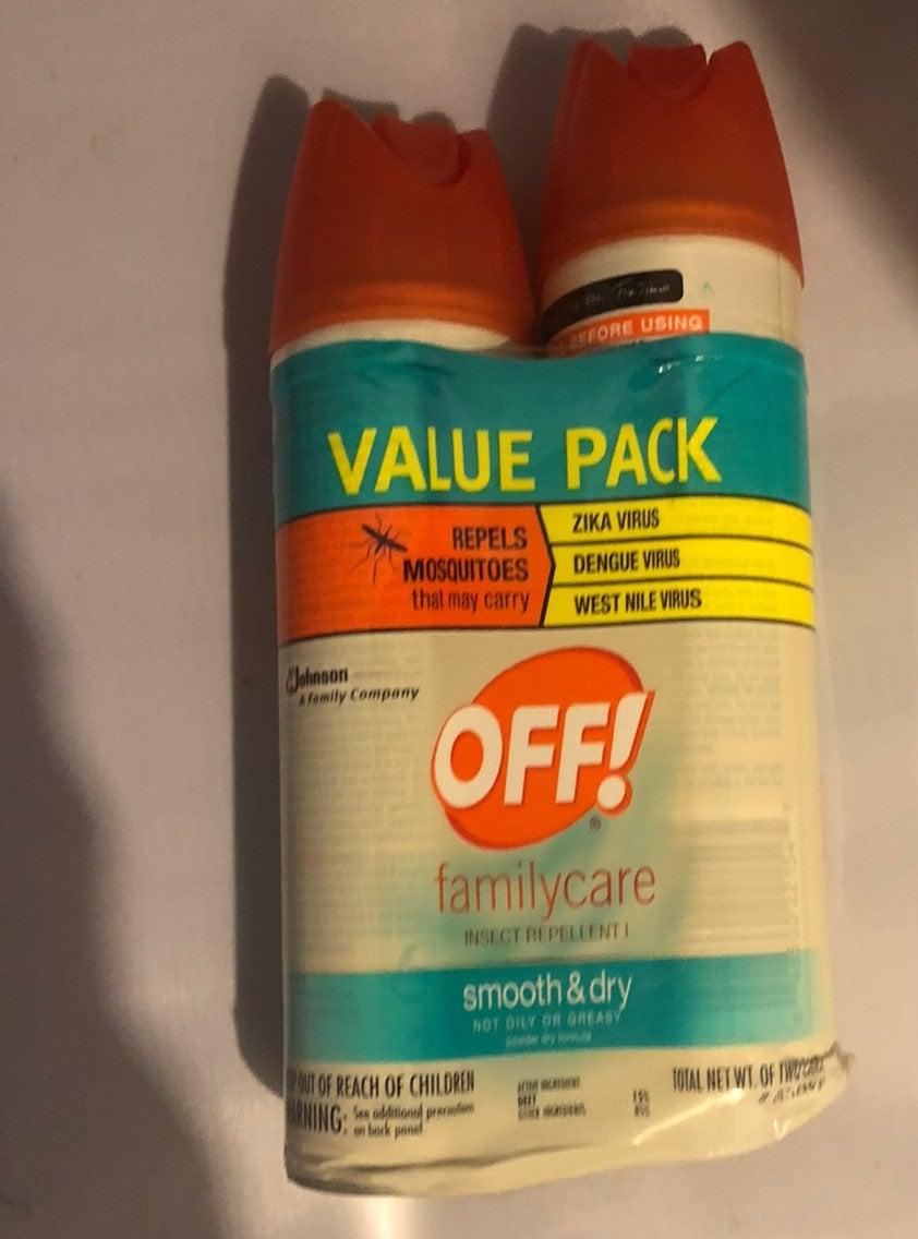 OFF Family Care Spray