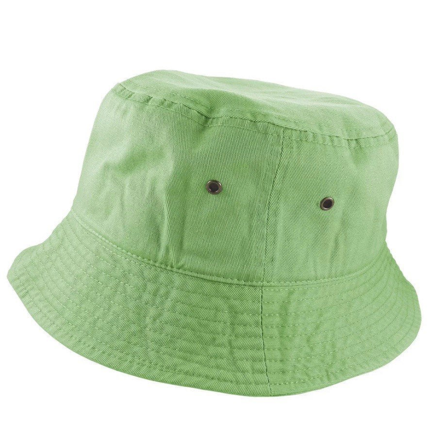 Light Green Bucket Hat
